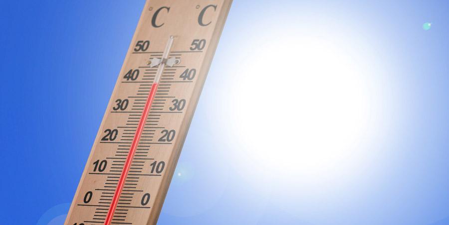 温度計フリー写真