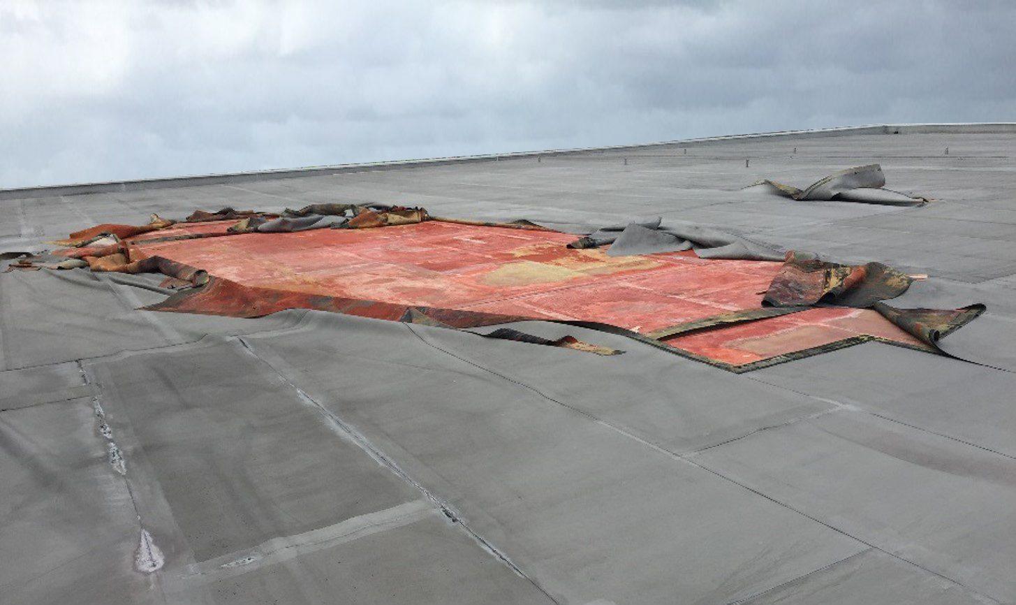 【台風時期到来‼】強風に強い防水工法TOP3